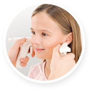 Kõrvarõnga-ja ninarõngaaukude tegemine - TEENUS